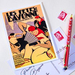 1936-carte-postale-fetes-ot-bayonne-m.prat