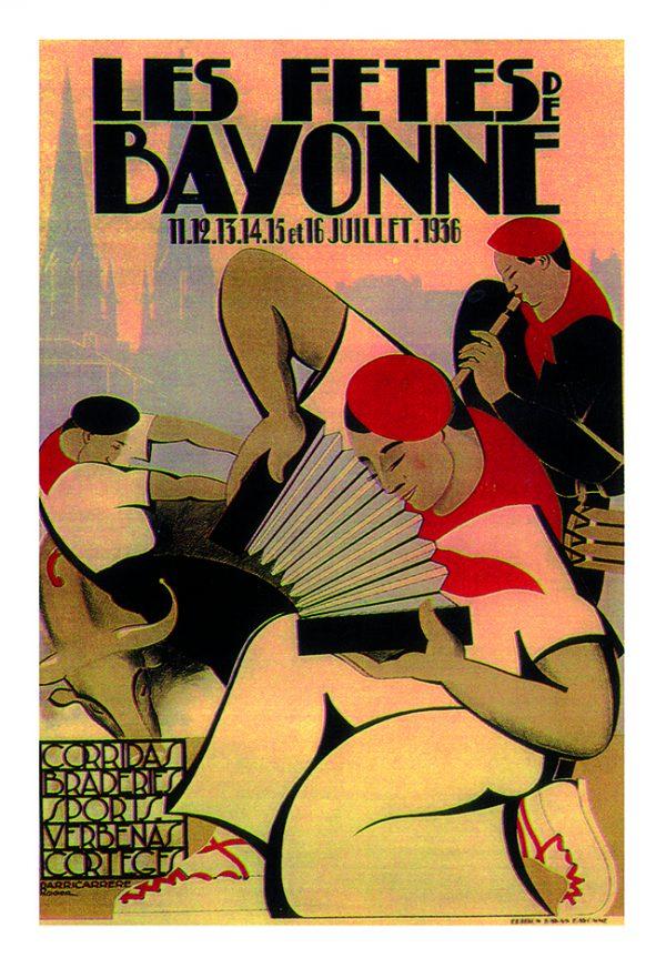 Affiche 1936