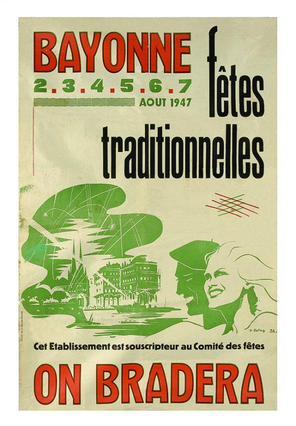 Affiche 1947