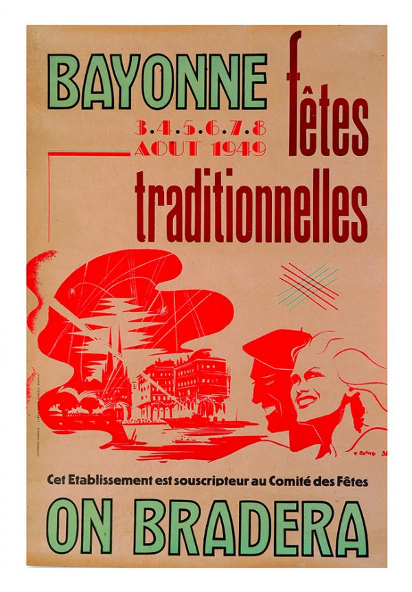 Affiche 1949