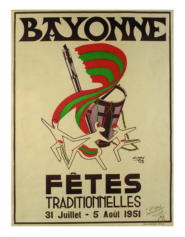 Affiche 1951