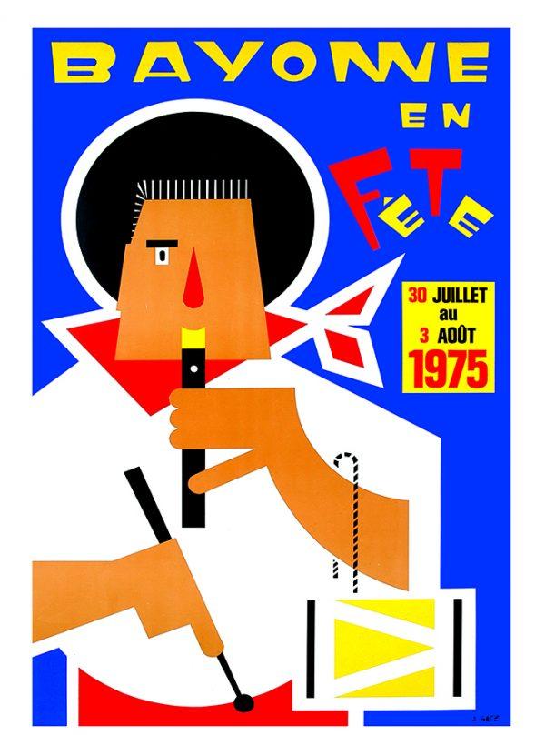 Affiche 1975