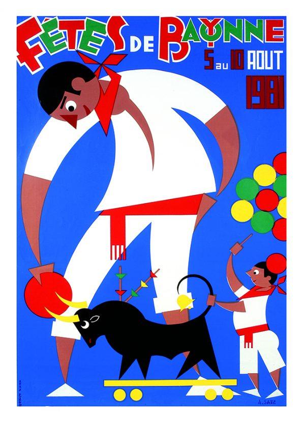 Affiche 1981