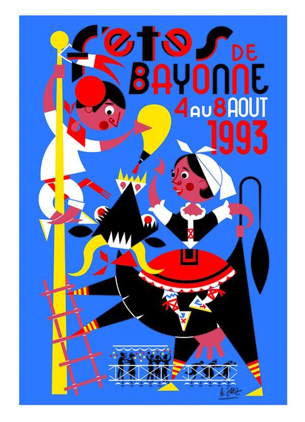 Affiche 1993