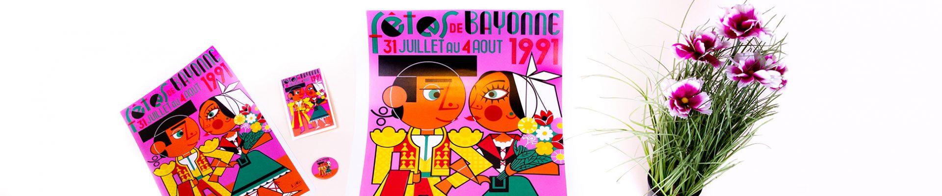 header Fêtes de Bayonne OT Bayonne © M.Prat